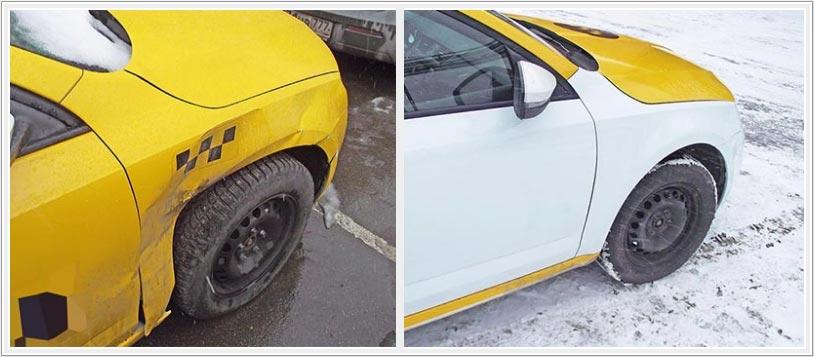 Кузовной ремонтSkoda Octavia
