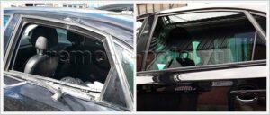 Ремонт крыши и замена двери VW Polo седан