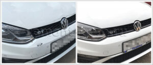 Кузовной ремонт Volkswagen Polo GT
